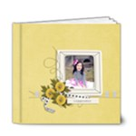 6x6 (DELUXE)- Happiness - Any Theme - 6x6 Deluxe Photo Book (20 pages)