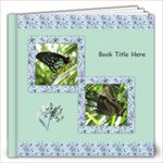 Wild Iris 12x12 (20 Pages) Book 2 - 12x12 Photo Book (20 pages)
