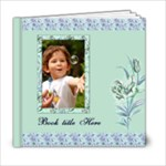 Wild Iris 6x6 (20 Pages) Book 2 - 6x6 Photo Book (20 pages)