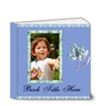 Wild Iris 4x4 deluxe (20 Pages) Book 2 - 4x4 Deluxe Photo Book (20 pages)
