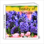 Beauty of Nature - 6x6 Photo Book (20 pages)