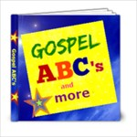 Gospel ABC - 6x6 Photo Book (20 pages)