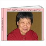 A Special Birthday for Mum - 9x7 Photo Book (20 pages)