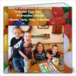 Easter 2012 - 12x12 Photo Book (20 pages)