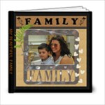 Mrs Noveh s Family - 6x6 Photo Book (20 pages)