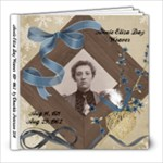OrderedJudy Price - 8x8 Photo Book (20 pages)