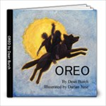 Oreo Book - 8x8 Photo Book (20 pages)