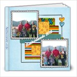 Netherlands 2012 - 8x8 Photo Book (80 pages)