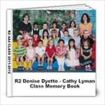 class photo book - 8x8 Photo Book (20 pages)