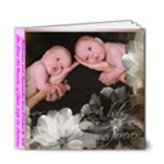 Twins-Grandmas - 6x6 Deluxe Photo Book (20 pages)