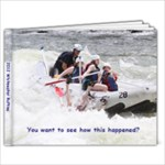 2012 Whitewater Rafting - 9x7 Photo Book (20 pages)