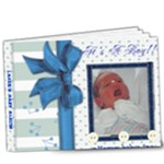 baby album 3 - 9x7 Deluxe Photo Book (20 pages)