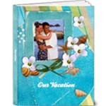 9x12 Vacation/Cruise/Beach Photo Book - 9x12 Deluxe Photo Book (20 pages)