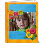 School/PreK/Elementary Deluxe 9x12 Photo Book - 9x12 Deluxe Photo Book (20 pages)