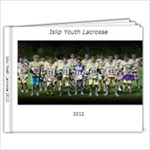 Boys IYLax 6th Grade B - 9x7 Photo Book (20 pages)