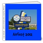 airfest 2012 - 8x8 Deluxe Photo Book (20 pages)