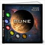 Dune Rules V2.9j (Scott Art) - 12x12 Photo Book (20 pages)