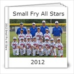 Small Fry 2012 - 8x8 Photo Book (20 pages)
