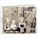 Dad - 7x5 Photo Book (20 pages)