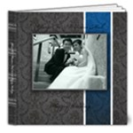 Gloria002 - 8x8 Deluxe Photo Book (20 pages)