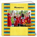 12x12 Photo Book (30 pages) Any theme/sunny/smile/boys - 12x12 Photo Book (20 pages)