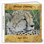 Africa book - 12x12 Photo Book (20 pages)