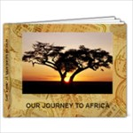Africa 2012 - 9x7 Photo Book (20 pages)