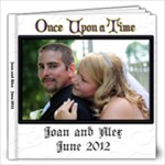 wedding album - 12x12 Photo Book (20 pages)