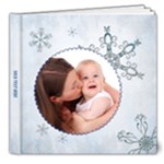 Simply Christmas Vol 2 - 8x8 Deluxe Photo Book (20 pgs) - 8x8 Deluxe Photo Book (20 pages)