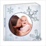 Simply Christmas Vol 2 - 6x6 Photo Book (20 pgs) - 6x6 Photo Book (20 pages)