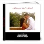 Dad and Mom - 8x8 Photo Book (20 pages)