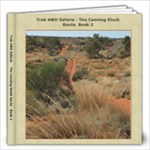Canning Book 2 - 12x12 Photo Book (20 pages)