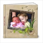 French Garden Vol 1 - 6x6 Photo Book (20 pgs) - 6x6 Photo Book (20 pages)