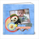 QQ 1st photo ablum (2012 summer) - 6x6 Photo Book (20 pages)