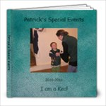 Special Events Patrick - 8x8 Photo Book (20 pages)
