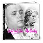 MOH wedding  - 8x8 Photo Book (20 pages)