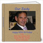 Zaidy Album - 12x12 Photo Book (20 pages)