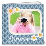 Flower - 12x12 Photo Book (20 pages)