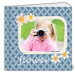 Flower - 8x8 Deluxe Photo Book (20 pages)