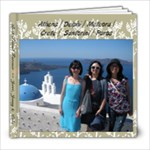 Greece Trip - 8x8 Photo Book (20 pages)