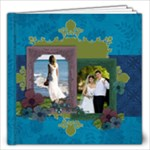 royal wedding/any theme 12x12 Photo book (20 pgs) - 12x12 Photo Book (20 pages)