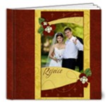 Faith, Hope, Love, Joy-8x8 Deluxe Photo Book (20 pgs) - 8x8 Deluxe Photo Book (20 pages)