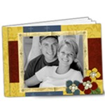 Faith, Hope, Love, Joy-9x7 deluxe Photo Book (20 pgs) - 9x7 Deluxe Photo Book (20 pages)
