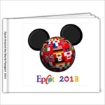 Passport 2013 - 7x5 Photo Book (20 pages)