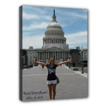 Capitol Christy - Canvas 16  x 12  (Stretched)