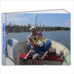 Summer 2012 fishing - 7x5 Photo Book (20 pages)