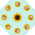 Sunny/Sunflowers Golf Umbrella