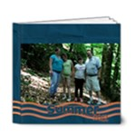 Blue and Orange Summer 2 july 19 - 6x6 Deluxe Photo Book (20 pages)