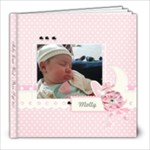 Molly - 8x8 Photo Book (20 pages)
