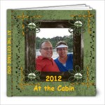 cottage 2012 - 8x8 Photo Book (20 pages)